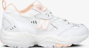 Buty sportowe New Balance na platformie sznurowane