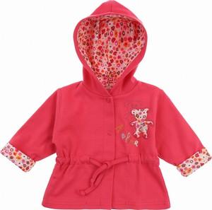 Czerwona bluza dziecięca Sofija dla dziewczynek