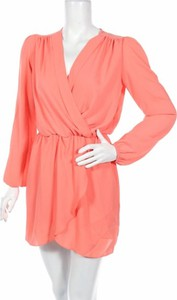 Sukienka Love z długim rękawem mini