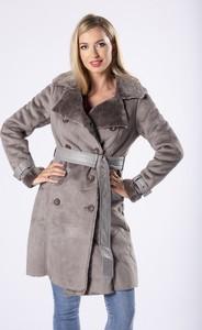 Płaszcz Ptakmoda.com w stylu casual