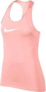 Różowy top Nike