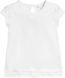 Bluzka dziecięca Cool Club z bawełny z krótkim rękawem
