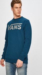 Niebieska bluza Vans