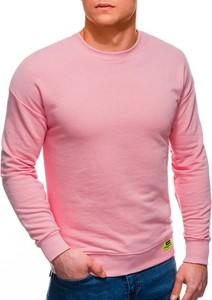 Różowa bluza Edoti