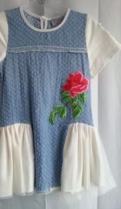 Sukienka dziewczęca Kids By Voga