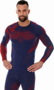 Bluza Brubeck w sportowym stylu z nadrukiem