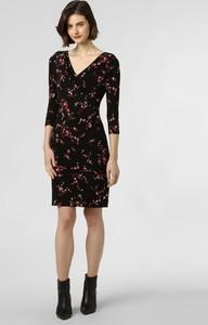 Sukienka Ralph Lauren asymetryczna z dekoltem w kształcie litery v w stylu casual