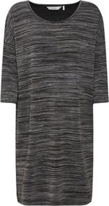Sukienka Numph mini z długim rękawem