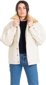 Płaszcz Levis w stylu casual ze sztruksu