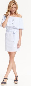 Sukienka Top Secret z krótkim rękawem mini hiszpanka