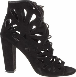 Czarne sandały Missguided