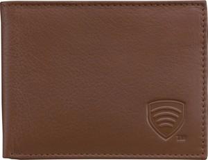 Brązowy portfel męski Koruma