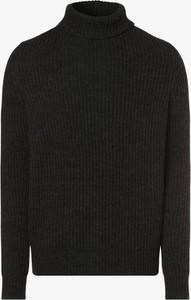 Czarny sweter Drykorn