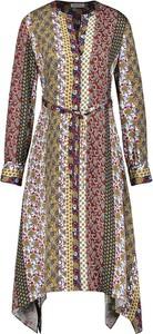 Sukienka Gerry Weber z okrągłym dekoltem