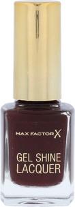 Max Factor Gel Shine Lakier Do Paznokci 11Ml 60 Sheen Merlot