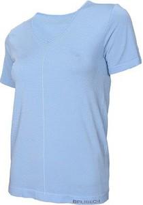 T-shirt Brubeck z bawełny w sportowym stylu