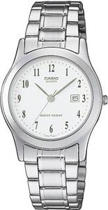 Zegarek CASIO - LTP-1141PA-7BEF Silver