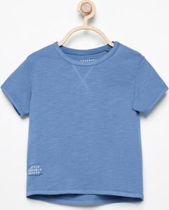 Niebieska koszulka dziecięca Reserved dla chłopców