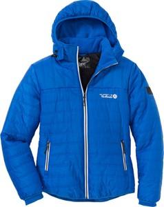 Niebieska kurtka bonprix bpc bonprix collection w stylu casual