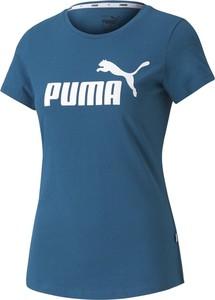T-shirt Puma z bawełny z krótkim rękawem
