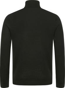 Czarny sweter Matinique z golfem
