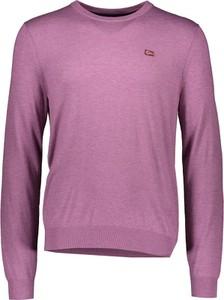 Sweter Napapijri z wełny w stylu casual