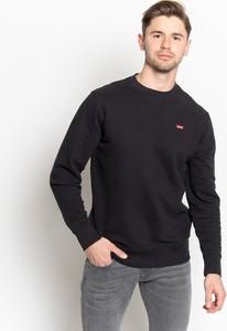 Czarna bluza Levis w stylu casual