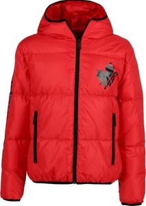 Czerwona kurtka dziecięca Dsquared2