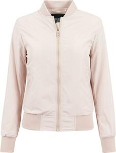 Różowa kurtka Emp w stylu casual