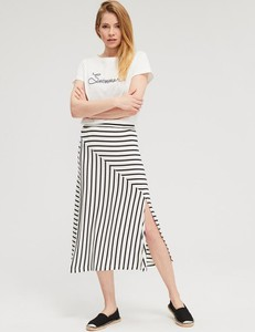 Spódnica Diverse midi w stylu casual