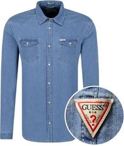 Koszula Guess z długim rękawem