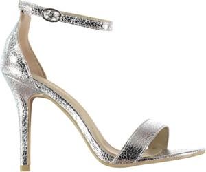 e8be4e39f6f3c białe sandały na szpilce - stylowo i modnie z Allani