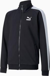 Kurtka Puma w sportowym stylu z bawełny