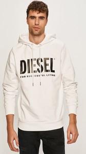 Bluza Diesel z dzianiny