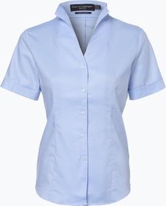 Koszula Franco Callegari z tkaniny