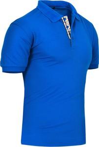 Koszulka polo recea w stylu casual