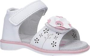 Buty dziecięce letnie Casu na rzepy