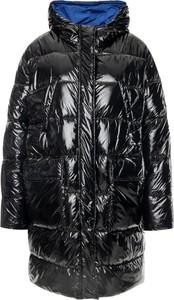 Płaszcz Pinko w stylu glamour