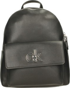 Plecak Calvin Klein ze skóry ekologicznej