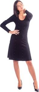 Sukienka Fracomina z długim rękawem