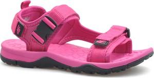 Buty dziecięce letnie 4F na rzepy