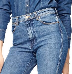 Jeansy Wrangler z jeansu w stylu casual