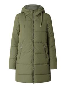 Zielony płaszcz Only