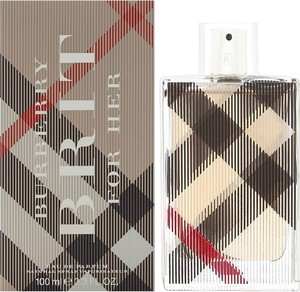Burberry, Brit, woda perfumowana, 100 ml