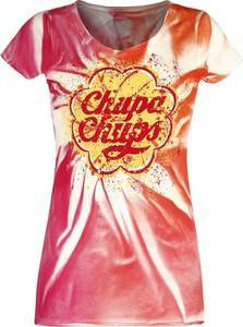 Bluzka Emp z okrągłym dekoltem z krótkim rękawem w młodzieżowym stylu