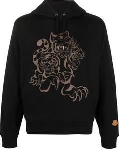 Czarna bluza Kenzo w młodzieżowym stylu