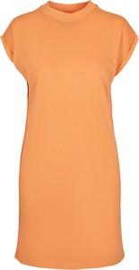 Pomarańczowa sukienka Urban Classics