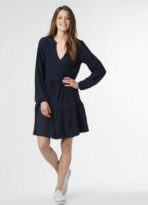 Niebieska sukienka Vila w stylu casual