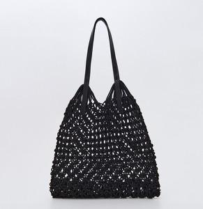 Czarna torebka Sinsay na ramię