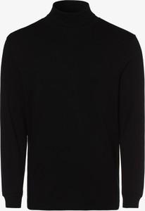 Czarna koszulka z długim rękawem Mc Earl z długim rękawem